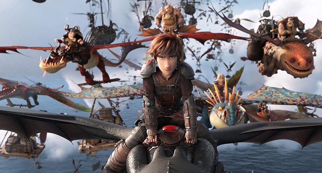 How to Train Your Dragon : The Hidden World [อภินิหารไวกิ้งพิชิตมังกร 3] -  Gamelikethesea