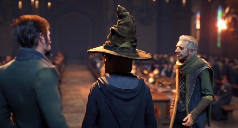 ร่วมสร้างตำนานของโรงเรียนสอนพ่อมดแม่มดชื่อดังใน Hogwarts Legacy - Gamelikethesea
